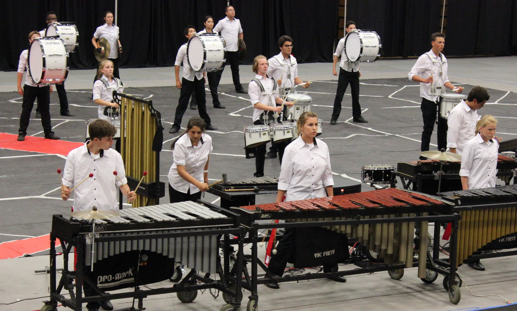 Winter Line Performs 2