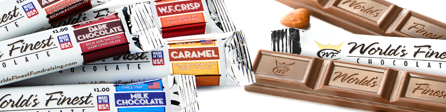 World's Finest Chocolate – Winter Line Fundraiser