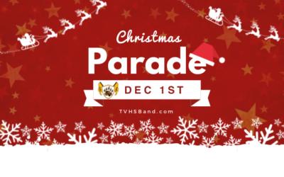 Santa's Electric Parade